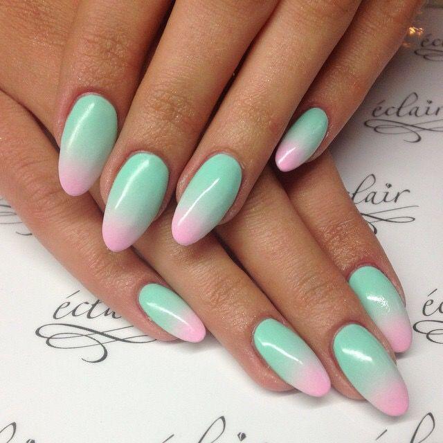 Wauw, match deze prachtige pastel nagels met één van onze pastel hardcase hoesjes!