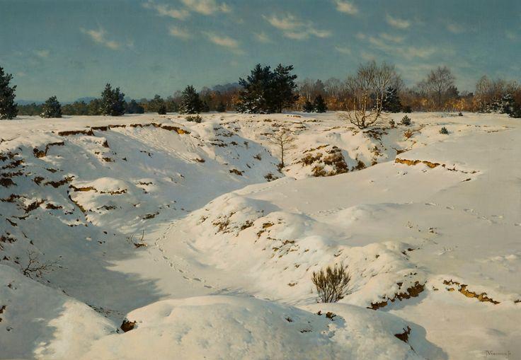 Jan Voerman Jr, Landscape