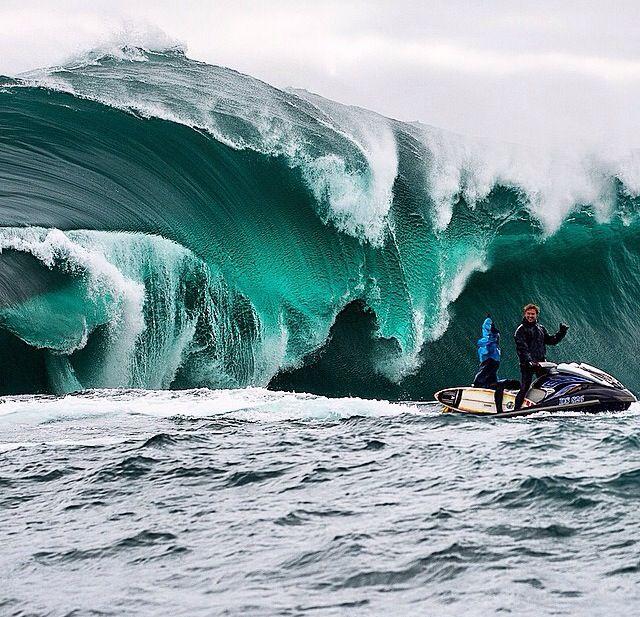 Beast, surf, wave runner, jet ski, surfing, surfer, waves, big waves, barrel, covered up, ocean, sea, water, swell, surf culture, island, beach, drop in, surf's up, surfboard, salt life, #surfing #surf #waves