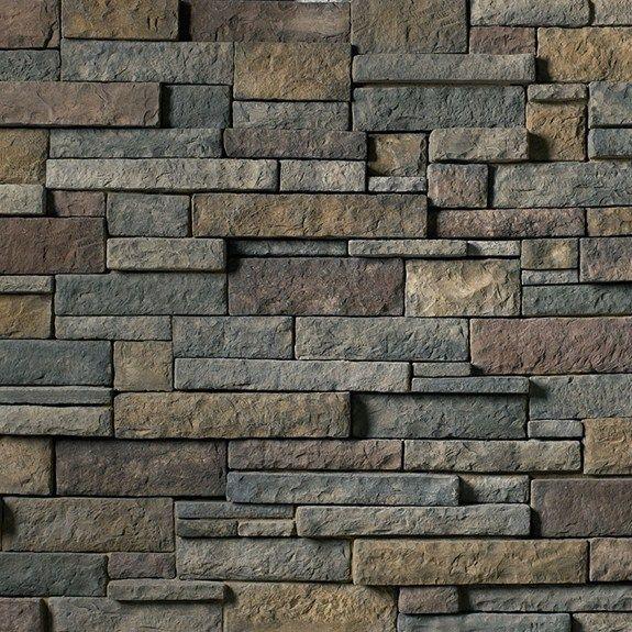 Cs Ds Suede Drystack Ledgestone Cultured Stone Stone