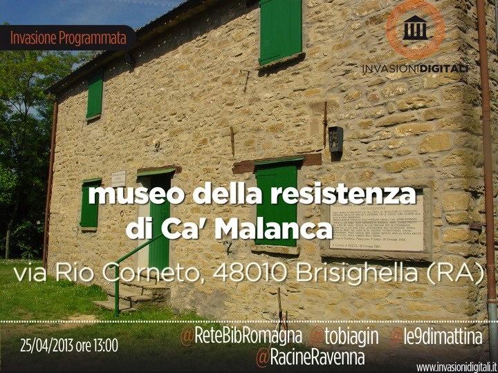#InvasioniDigitali il 25 aprile alle ore 13 Invasori: Chiara Alboni, Valentina, Biblioteche Romagna e Rete Civica Racine #laculturasiamonoi #liberiamolacultura #invasionidigitali