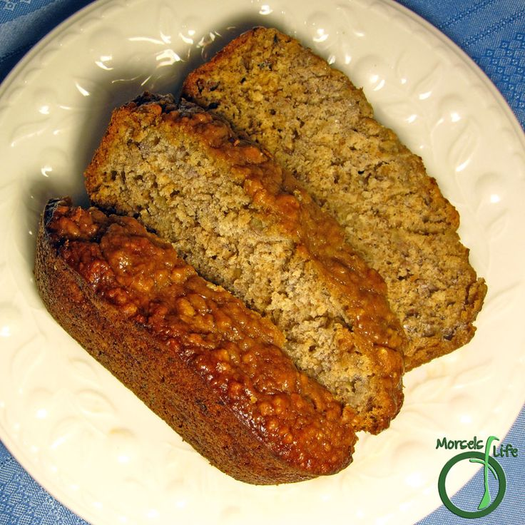 Take your banana bread to the next level by baking some sweet caramelized bananas into a scrumptious banana bread.