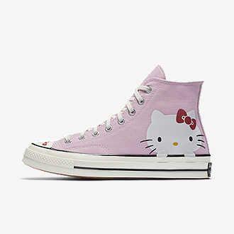 57f47cbc8d3b Chuck Taylor All Star  Low   High Top. Converse x Hello Kitty Chuck 70  Canvas High Top. Women s Converse Shoes.