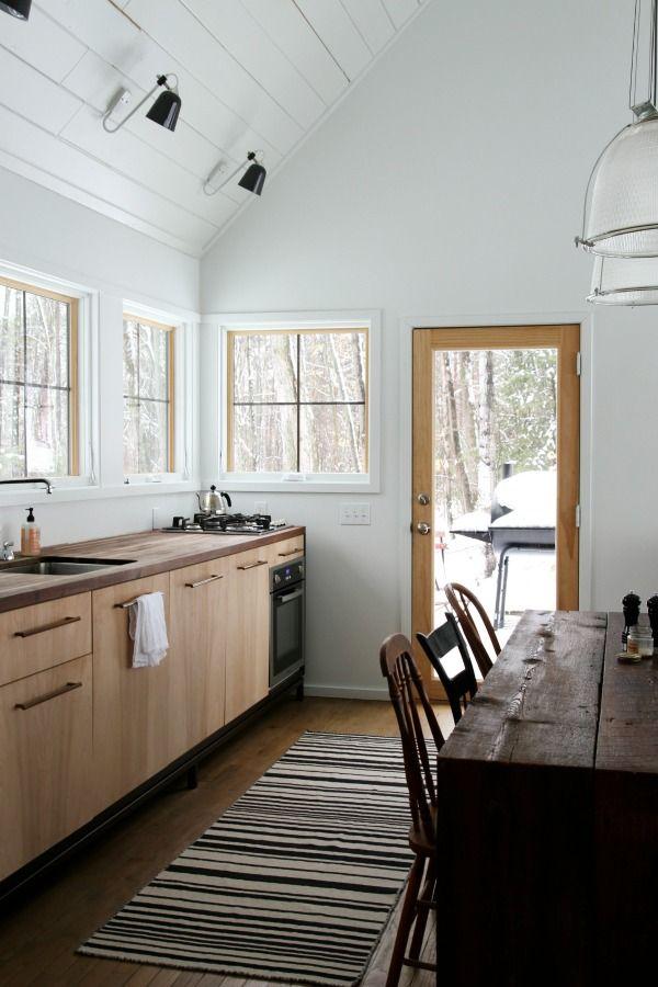 Space Saving Kitchen. Furniture Grade PlywoodPlywood CabinetsModern ...