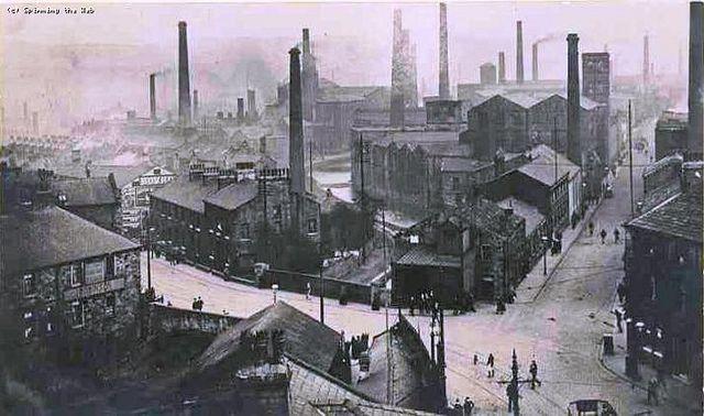 Burnley 1900 Smog by tok tokkie, via Flickr