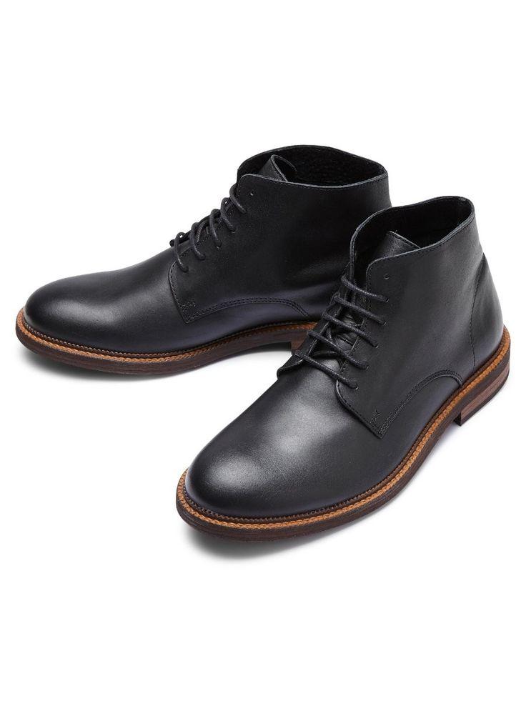 #boots #bottes #black #noir #cuir #leather