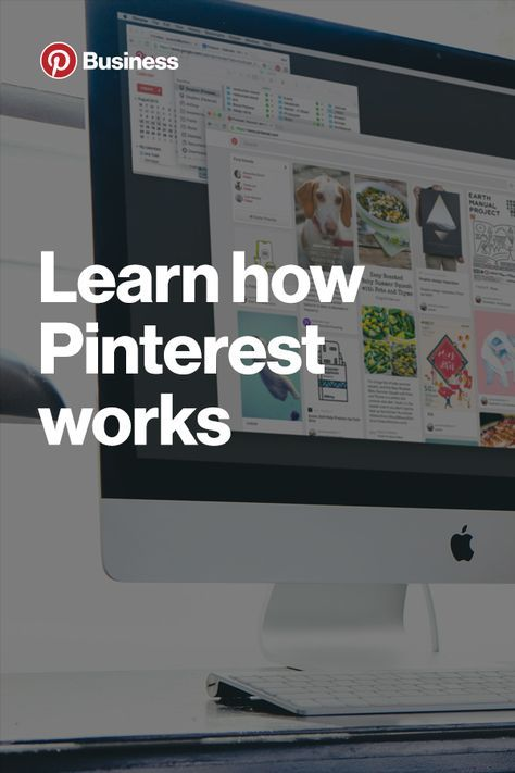 Learn how Pinterest works and how it can help your business. Click on this Pin then click 'Visit Site' to read an article all about the basics.