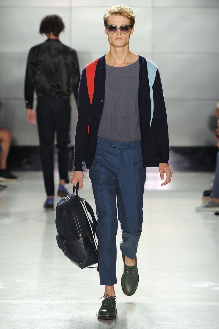 Timo Weiland Spring 2017 Menswear Fashion Show