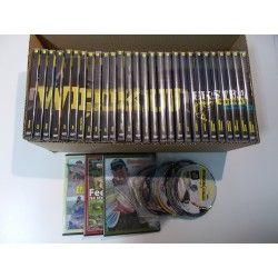 WĘDKUJ zestaw od 1 do 28 - DVD - Opole