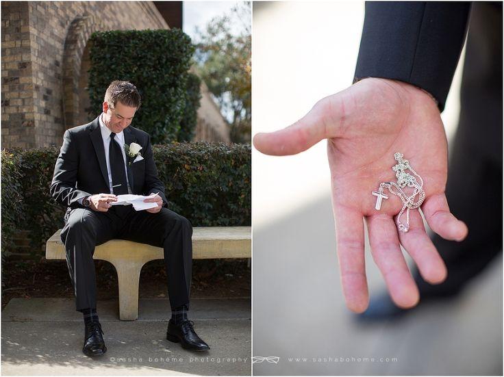 © Sasha Bohème Photography | www.sashaboheme.com | St. John Vianney | Houston Wedding Photography