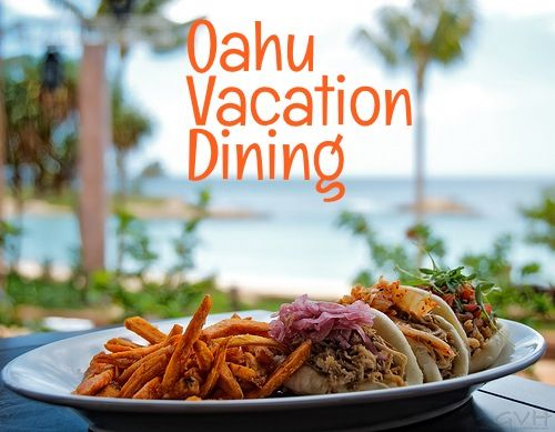 The best Oahu restaurants for an Oahu vacation written by frequent visitors.