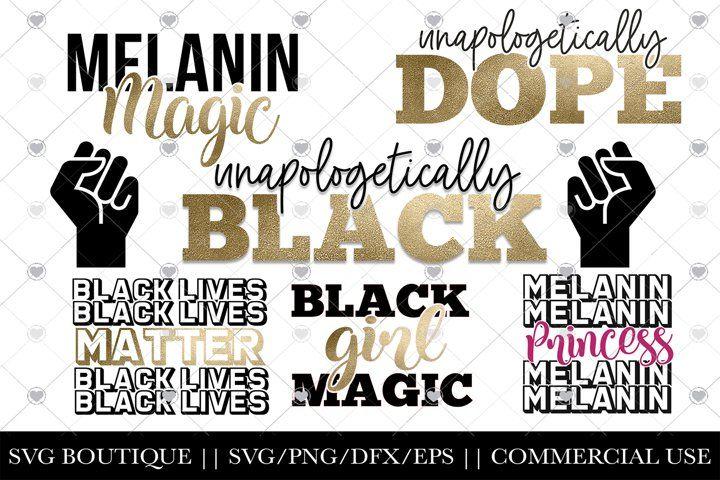 Black Lives Matter Svg Bundle Unapologetically Black Png 685053 Svgs Design Bundles In 2020 Black Lives Matter Black Lives Lives Matter