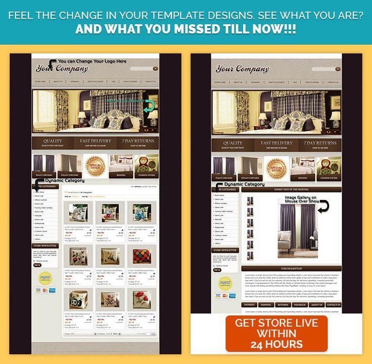 De 9 bästa Home  Interior eBay Listing Templates-bilderna på Pinterest - ebay store templates