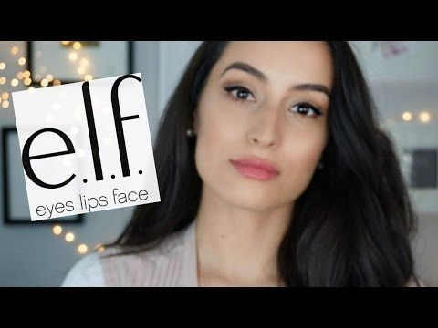 elf | One Brand Makeup Tutorial with E.L.F COSMETICS | Full Face Using Only ELF Makeup http://cosmetics-reviews.ru/2017/11/30/elf-one-brand-makeup-tutorial-with-e-l-f-cosmetics-full-face-using-only-elf-makeup/