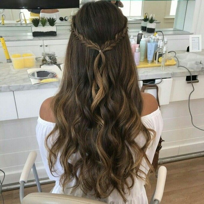 PROM HAIR IDEAS TO GET YOU SUPER PRETTY. #promhair #hairideas #hairsuper #hairstileideas #fashionideas