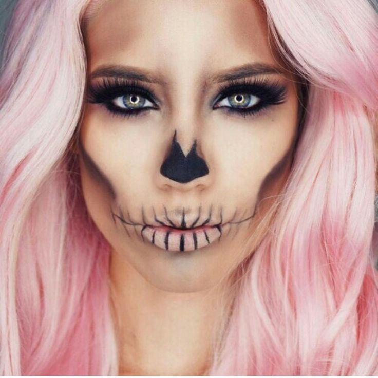 32 best Halloween costumes ideas images on Pinterest Artistic make - scary halloween costume ideas 2016