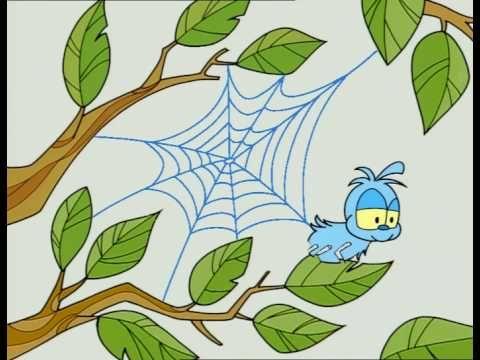 De spin, Digitaal prentenboek, Musti
