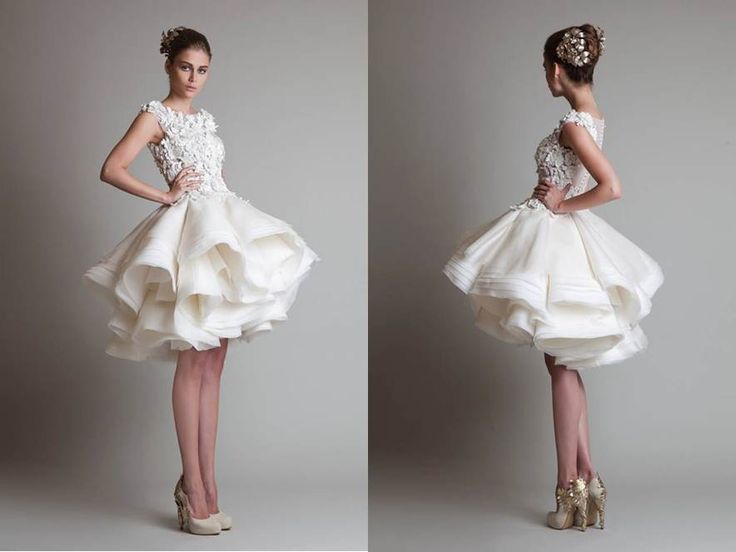 Krikor Jabotian - maybe a reception dress?