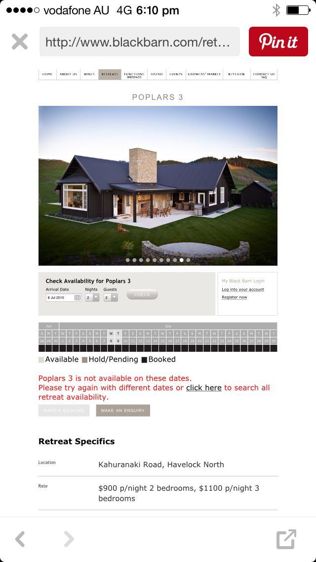 NZ black house