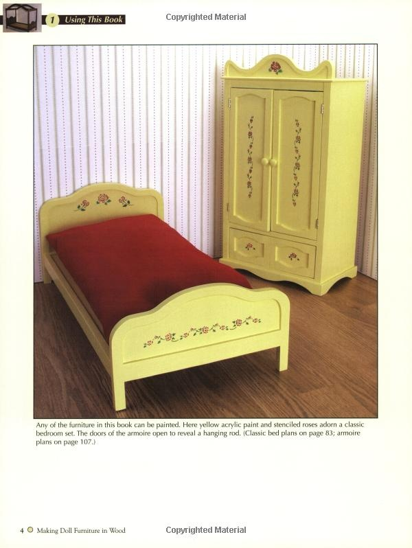 making dollhouse furniture wood. amazoncom making doll furniture in wood 24 projects and plans perfectly sized dollhouse