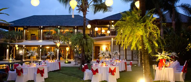 Wedding at Villa Avalon Canggu,Bali-Indonesia