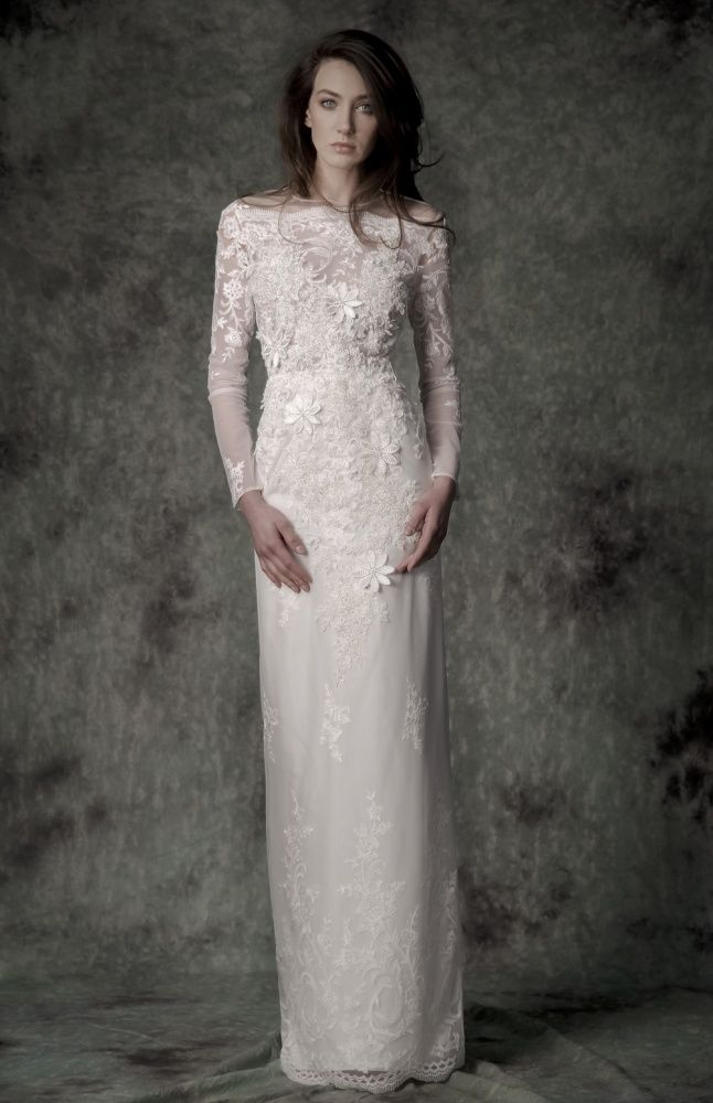 Daisy Wedding Gown – Simona Semen – Rochie de mireasa Daisy