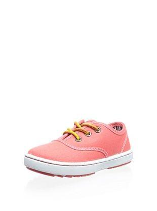 57% OFF OshKosh B'Gosh Wade Lace-Up Sneaker (Red)