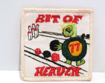 Conserve to Preserve Festival Embroidered Patch --- New, Never Used -- Sew On Patch  Vintage conservation themed embroidered fabric patch. In new vintage condition -- never used. The weave is slightly nubby in places esp along the left side.  Dimensions: 4.5 by 2 7/8 inches  The patch was found in a group of Girl Scout Patches and Sash from the 1980s and 1990s. The other patches are listed in our shop also.   We have been collecting vintage clothing and objects for years and owned two Mohawk…