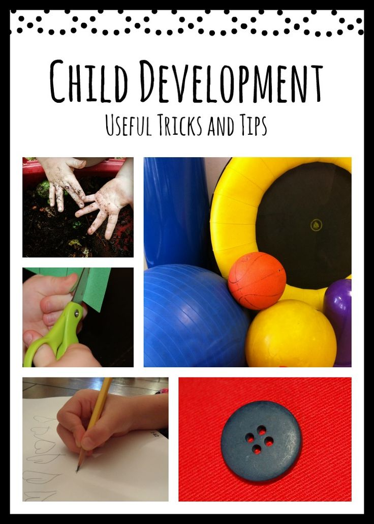 A collection of articles about child development from gross motor to fine motor skills including self-dressing, sensory, cutting and more.