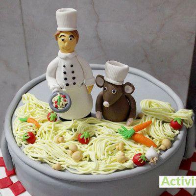 Hands on Fondant Cake Decoration   Sugarcraft