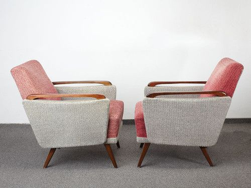 vintage cocktail chairs #Mid_century #Retro #50s #60s www.viremo.co.uk