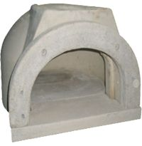 This is the Chicago Brick Oven Kit used to make beautiful outdoor wood burning pizza ovens. Get Fired Up with this
