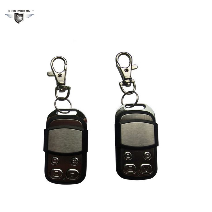 18.81$  Buy now - http://ali1r3.shopchina.info/go.php?t=32272120528 - Universal 433MHz Remote Control 4Channel Cloning Garage Door Remote Control Transmitter Duplicator 4pcs King Pigeon RM-03 18.81$ #shopstyle