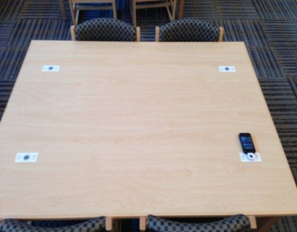 Saline High School in Michigan is the first public school in the U.S. to utilize Qi wireless charging for students!