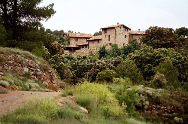Casa Rural Masía Collado Royo para 19 personas en Olba