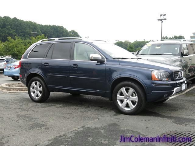 2013 Volvo XC90 3.2 3.2 4dr SUV SUV 4 Doors Caspian Blue Metallic for sale in Bethesda, MD Source: http://www.usedcarsgroup.com/used-volvo-for-sale-in-bethesda-md