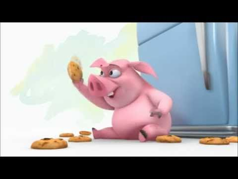 3:59 Ormie the Pig- video to work on overcoming obstacles to achieve success!