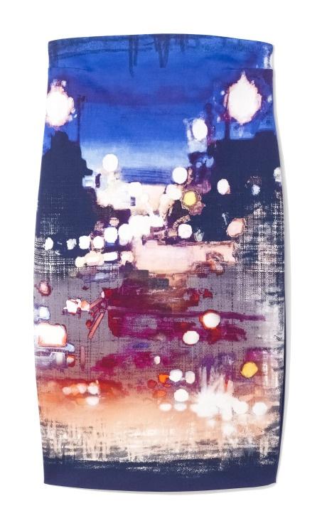 Gabriele Colangelo via Moda Operandi: Printed Skirts, Prints Patterns, Operandi Prints, Prints Inspiration, Gabriel Colangelo, Gabriele Colangelo, Prints Skirts, Print Patterns, Colangelo Prints