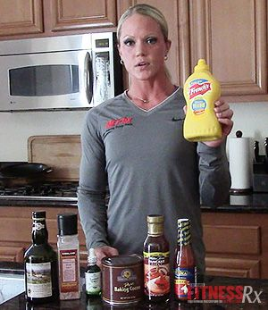 Low-calorie Condiments: Pack on flavor without fat! In this FIT LIFE episode, Nicole shares eight of her favorite healthy condiments for meats, salads and more. Check it out and add these to your diet this week!