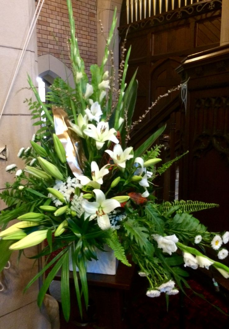Ceremony flowers#wedding#locally grown flowers#