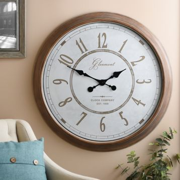 25 Best Ideas About Natural Wall Clocks On Pinterest