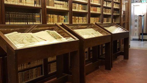 Al cappuccino Cassiano Beligatti da Macerata vissuto fra il 1708 e il 1791, è dedicata la mostra bibliografica Le genti sono cortesi e affabili