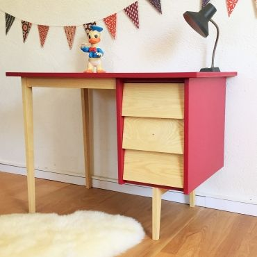 99 best Meuble vintage images on Pinterest Furniture makeover - repeindre un meuble en chene