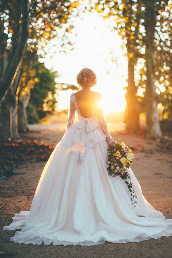 25 Whimsical Wedding Dresses for Artistic Brides