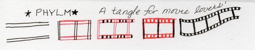 Phylm Tangle: a tangle for movie lovers