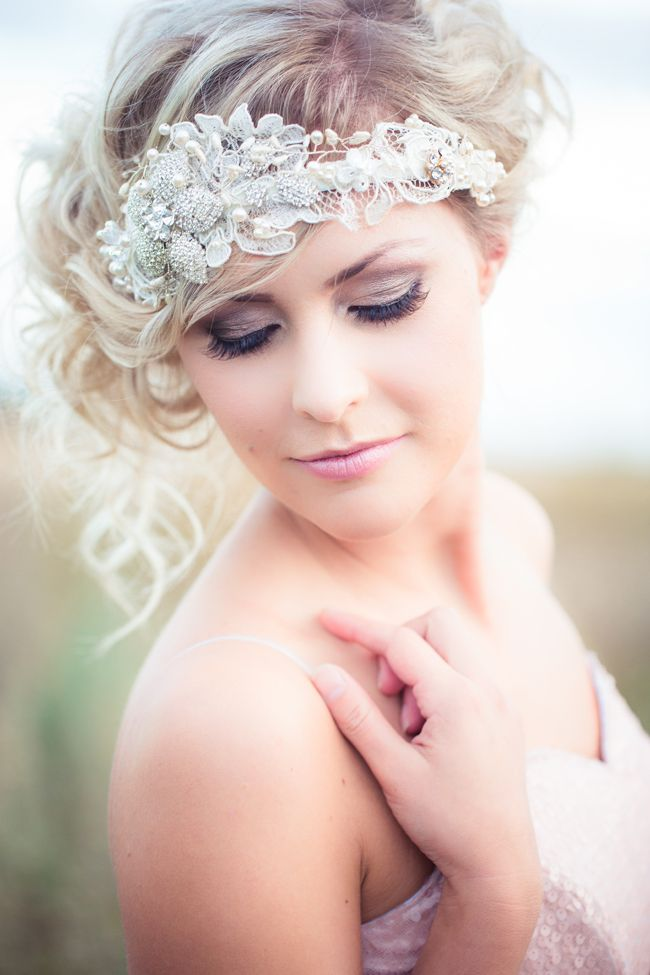 love this look from Makeup by Elizabeth, photo by Just For You Photography