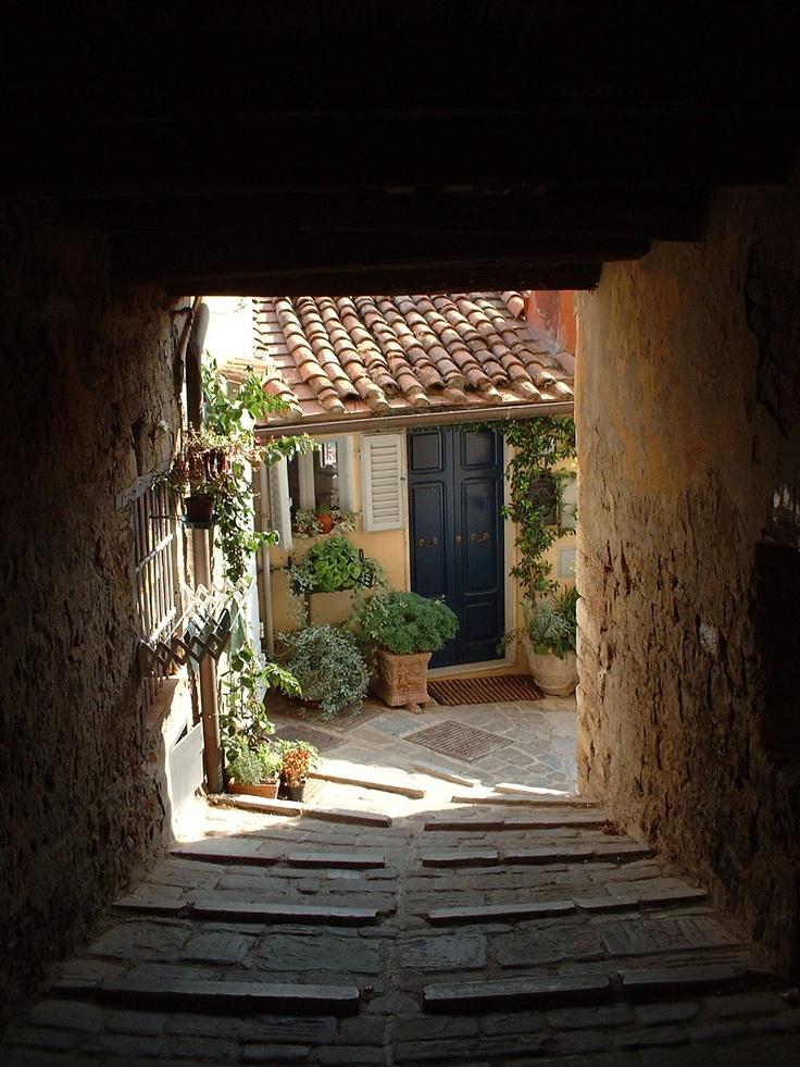 Castagneto Carducci, Tuscany~ I would go and NEVER return......