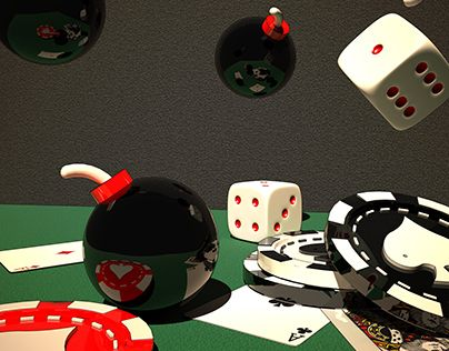 """Check out new work on my @Behance portfolio: """"Gambling"""" http://on.be.net/1LrXUjA"""