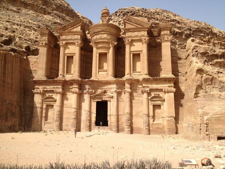 Petra البتراء ve městě بترا, Ma'ān