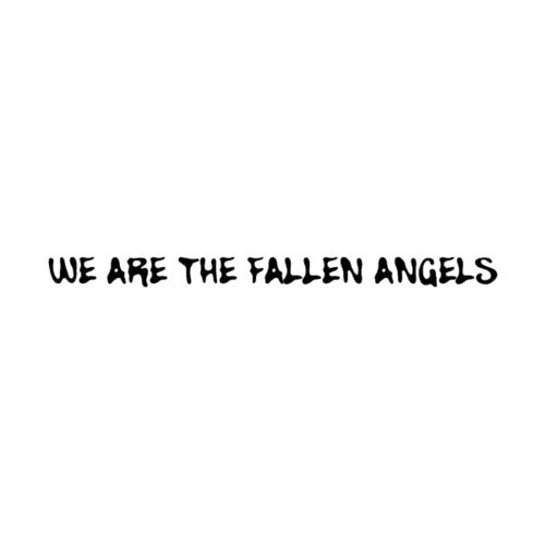 Fallen Angels - Black Veil Brides | We Don't Belong Here ...